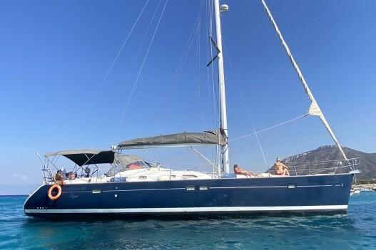 Benetteau Oceanis 473 (Limassol)