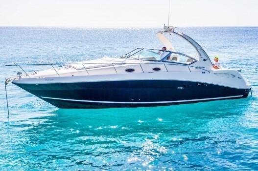 Sea Ray 375 (Ayia Napa)